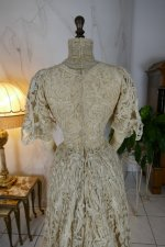 29 antique ALTMANN Battenburg lace dress 1904
