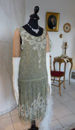 20 antique flapper dress 1925