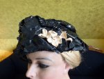 5 antique Jean Patou Hat 1920