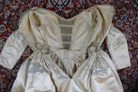 38 antique wedding dress 1845