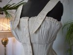 1 antique sport corset 1880