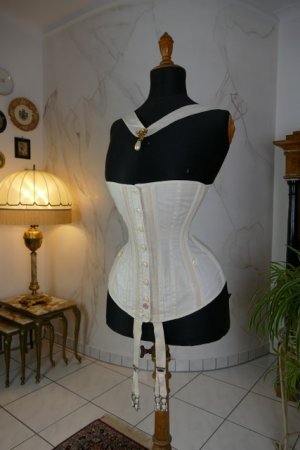 antique Ideal Corset 1890