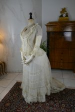 13 antique bustle lingerie 1880