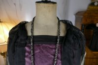 1 antique party dress 1925