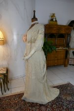 13 antique dress Havet Agnes 1912