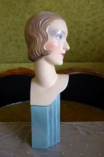 2 antique shop display mannequin 1927