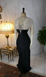 2 antique evening gown Nelmarie 1913