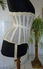 14 antique summer corset 1890