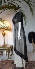 5 antique gown