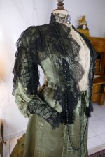 4 antique dress Fanny Gerson 1903