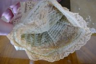15 antique boudoir Bonnet 1920