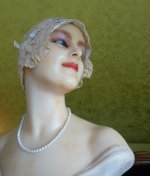 20 antique wax mannequin 1920