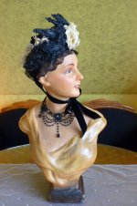 26 antique wax mannequin