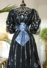 40 antique dress