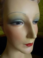 8 antique shop display mannequin 1930