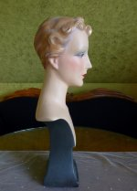 9 antique shop display mannequin 1930