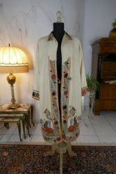 antique Egyptian coat 1924