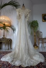 28 antique bridal gown