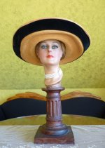 2 antique hat 1912 Cameron Titanic
