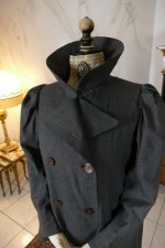 7 antique travel coat 1908