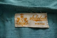1 antique SCHUBACH Coat 1906