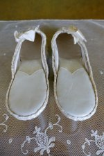7 antique boudoire slipper 1904