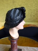 16 antique Jean Patou Hat 1920