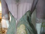 56 antique ball gown 1912