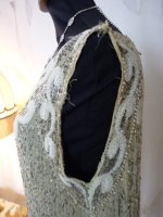 35 antique flapper dress 1925