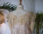 35 antique wedding gown 1923