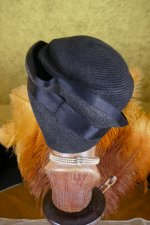 8 antique straw hat 1920s