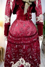4 antique society dress 1904