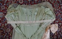 47 antique Jeanne Halle dress 1912