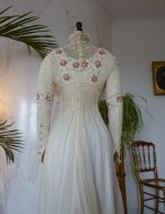 27 antique summer dress 1910