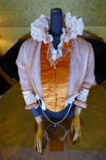 2 antique blouse 1911