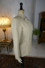 15 antique DRECOLL Jacket 1920