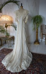 29 antique bridal gown