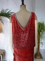 29 antique flapper dress Worth 1920