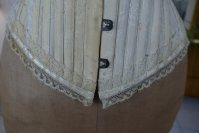 4 antique PD Marcel corset 1900