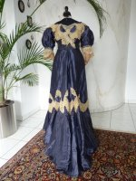 antique dress 1895 5