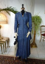 12 antique walking suit 1907