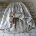 53 antique ball gown 1859