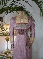 8a antique dress