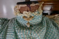 6 antique day dress 1898