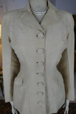 4 antique DRECOLL Jacket 1920