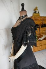 18 antique Drecoll dress 1906