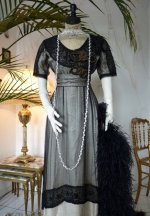 8 antique gown