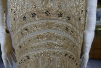 7 antique beaded flapper evening dress 1922