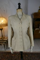 antique DRECOLL Jacket 1920
