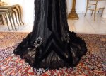 37 antique gown